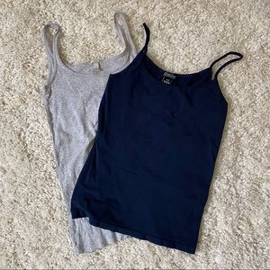 (3/$25) LUCKY & JCREW | Camisole Set of 2